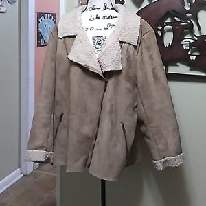 Fabulous Sherpa OLD NAVY Jacket/Coat